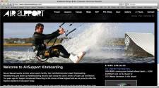 Airsupport Kiteboarding
