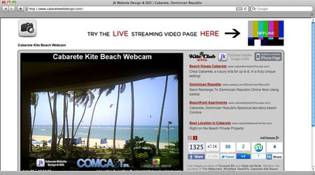 cabarete-webcam-kite-beach-live